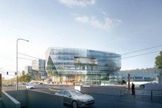 BOŘISLAVKA office & shopping centrum
